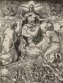 86: Albrecht Dürer (German, 1471-1528) The Last Judgmen
