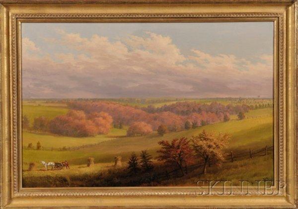 24: Russell Smith (American, 1812-1896) Jenkintown Penn