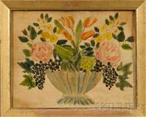 Floral and Fruit Still Life Theorem, America, earl