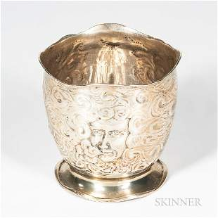 Black, Starr & Frost Sterling Silver Cup