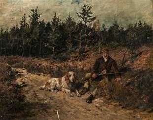 John Emms (British, 1843-1912)