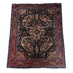 Sarouk Carpet, Iran, c. 1960, 10 ft. 8 in. x 8 ft.