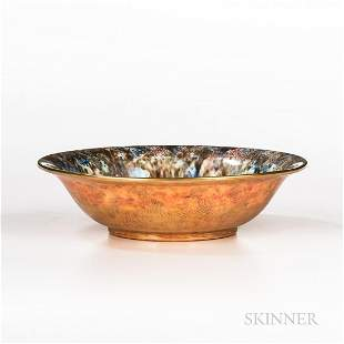 Wedgwood Lustre Lily Tray