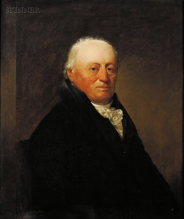 3: Attributed to Sir Henry Raeburn (British, 1756-1823)