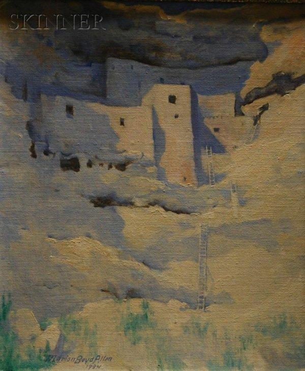 13: Marion Boyd Allen (American, 1862-1941) Montezuma C