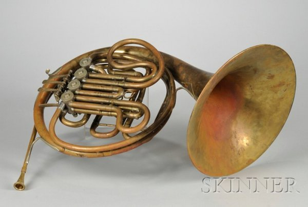 101: American French Horn, Carl Geyer, Chicago, 1958, t