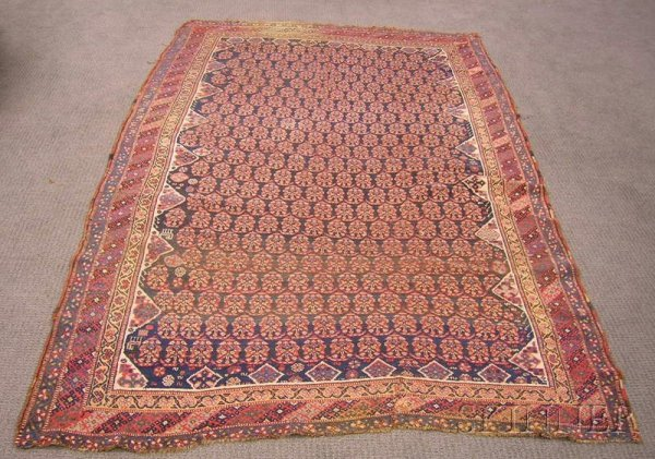 503: Northwest Persian Rug, 19th/20th century, 9 ft. x