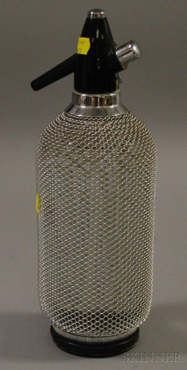 511: Vintage Seltzer Bottle.