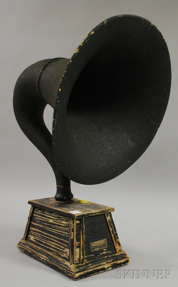 """512: """"Thorophone"""" Loudspeaker, Winkler-Reichmann Co., e"""