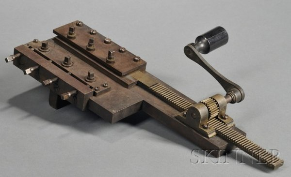 10: Steel and Brass Rolling Mill, England, late 19th ce