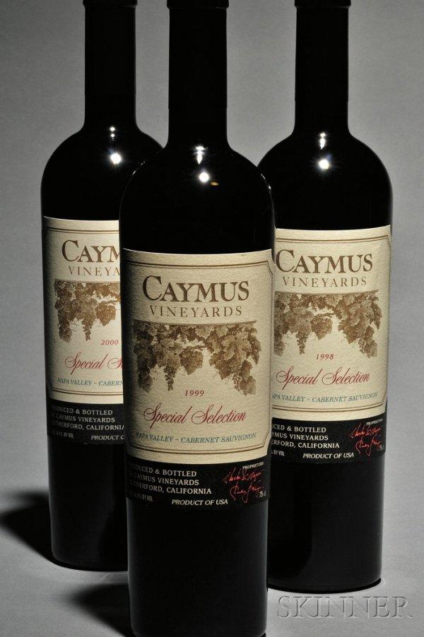 284: Caymus Special Selection Cabernet Sauvignon 1998 (