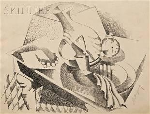 Alexander Archipenko (Ukrainian/American, 1887-1964)
