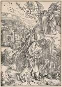 64: Albrecht Dürer (German, 1471-1528) The Angel with t