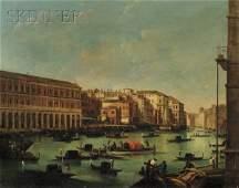 206: School of Francesco Lazzaro Guardi (Italian, 1712-