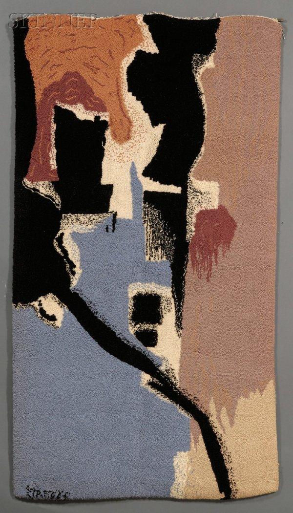 527: Theodoros Stamos (Greek/American, 1922-1997) Untit