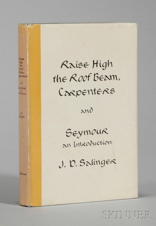 23: J.D. Salinger, Raise High the Roof Beam, Carpenters