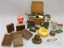 61 Group of Miscellaneous and Collectible Items inclu