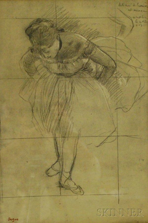 510: Framed Photomechanical Reproduction of Ballet Danc