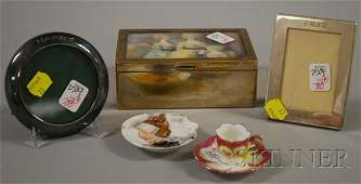 788: Group of Miscellaneous Silver and Decorative Items