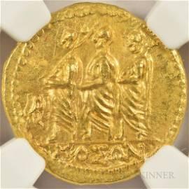 Ancient Thoracian or Scythian Gold AV Stater
