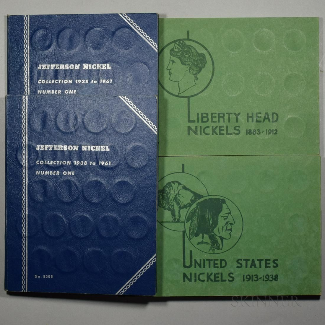 Collection of Miscellaneous U.S. Coin Groups