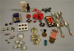 461 Group of Assorted Jewelry Items including several