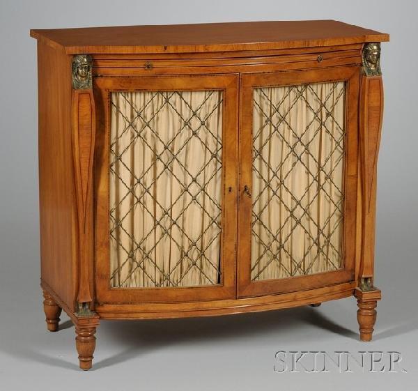 1056: Old Colony Furniture Regency Egyptian Revival Sty