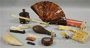 1309 Group of Miscellaneous Collectible and Decorative