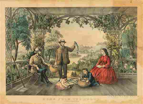 Currier & Ives, Publishers (American, 19th Century),