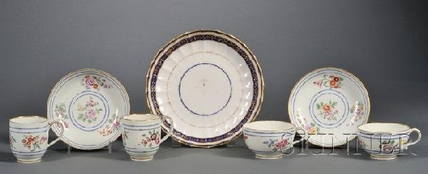 2: Three 18th Century English Porcelain Items, includin