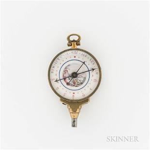Changeont Minon Astronomical Double-face Ratchet Watch