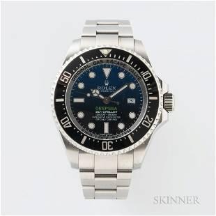 "Rolex Deepsea Sea-Dweller ""James Cameron"" Reference"