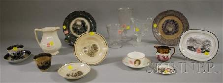 1188: Fourteen Pieces of Assorted English Ceramic Table