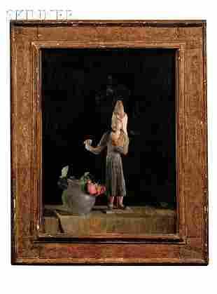 584: Hovsep Pushman (American, 1877-1966), Still Life w