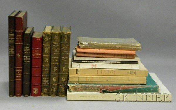 508: Fourteen Books of Music Related Literature in Fren