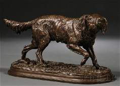Pierre Jules Mene (French, 1810-1879) Bronze Figur