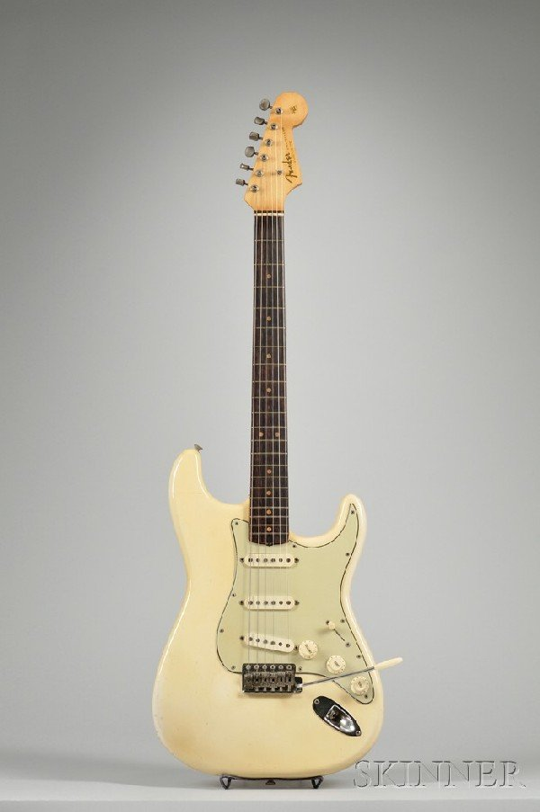 9: American Electric Guitar, Fender Electric Instrument