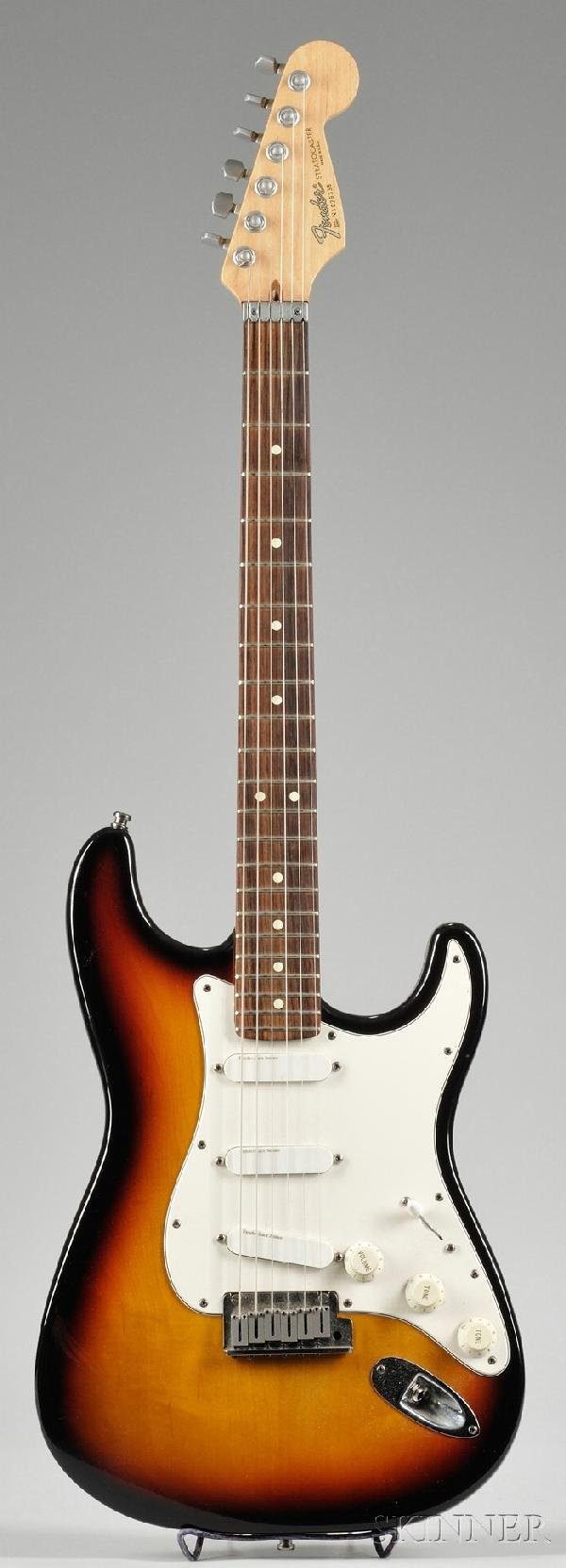 20: American Electric Guitar, Fender Musical Instrument