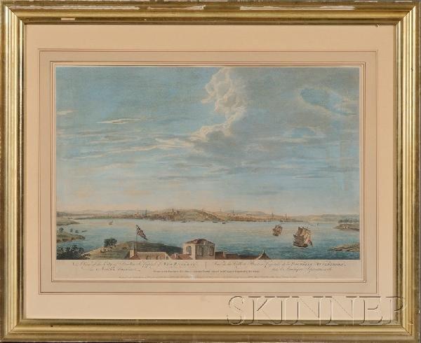 21: P. C. Canot, engraver, printed in London for John B