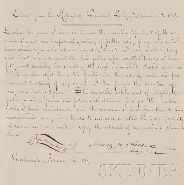 8: (Autograph Album), Glossbrenner, Adam John (1810-188