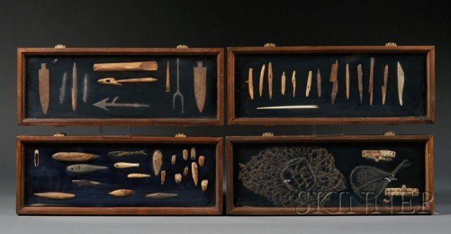 451: Large Collection of Eskimo Historic and Prehistori
