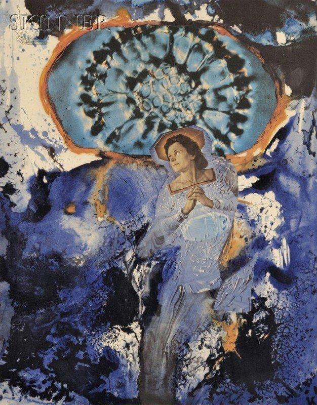 22: Salvador Dalí (Spanish, 1904-1989) Ultra-Surrealist