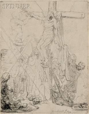 102: Rembrandt van Rijn (Dutch, 1606-1669) Descent from