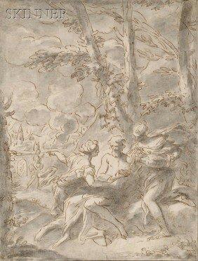 Attributed To Gasparo Diziani (Italian, 1689-1767)