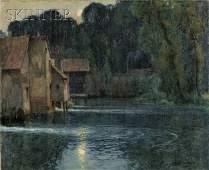 382: Harry Van der Weyden (American, 1868-1952) The Shi