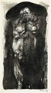 505: Leonard Baskin (American, 1922-2000) Lot of Sixty-