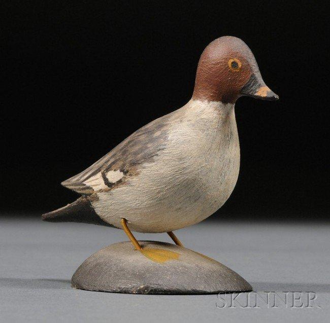 22: Miniature Goldeneye Hen, attributed to A. Elmer Cro