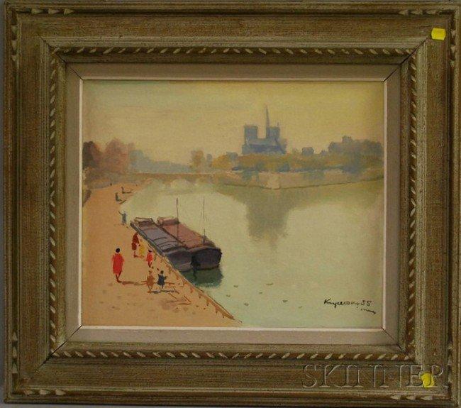 8: Nicolai V. Krycevsky (Russian Federation, 1898-1961)