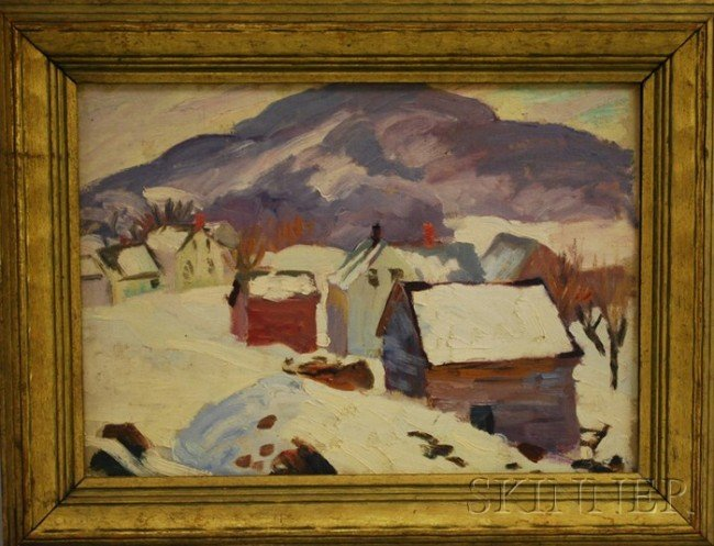 21: Attributed to Charles Rosen (American, 1878-1950) W