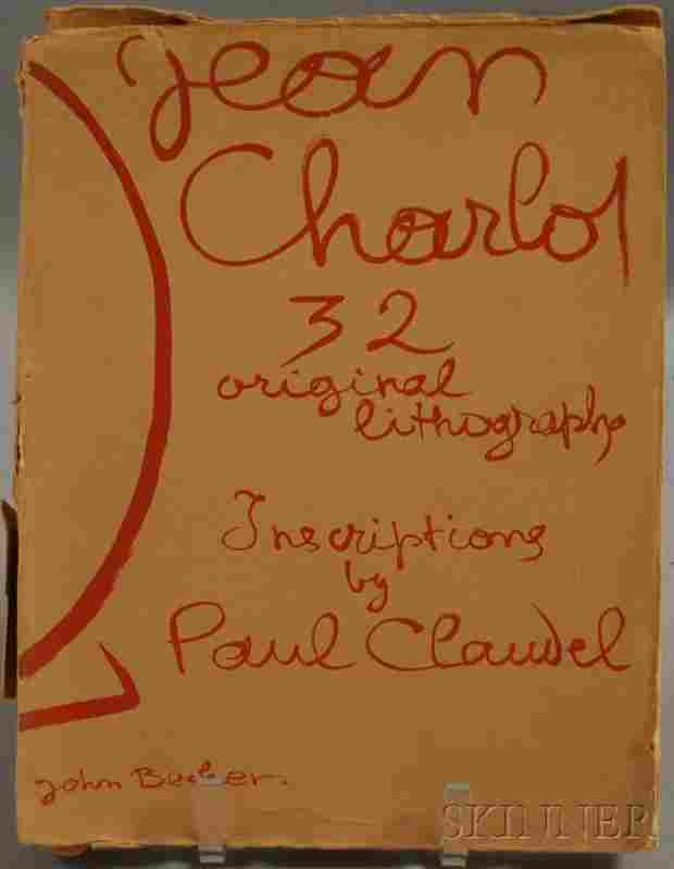 371: Jean Charlot (American/French, 1898-1979) Picture